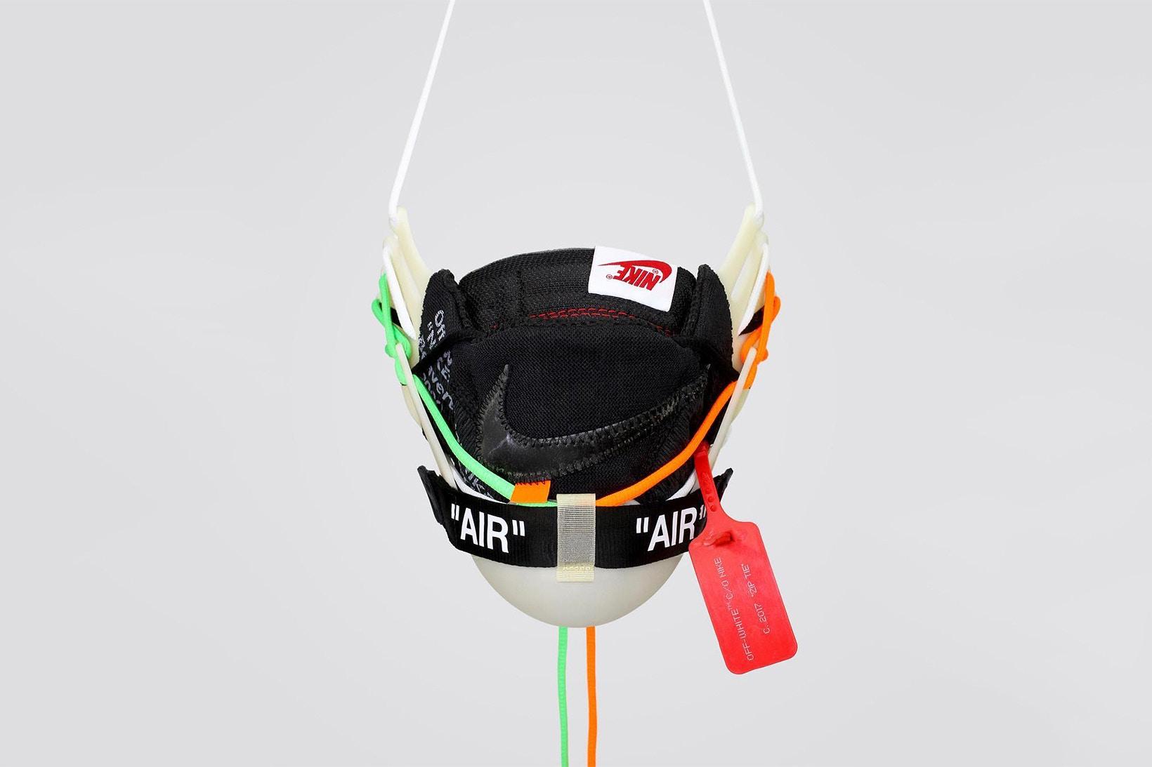 Virgil Abloh x Nike Air Presto Mask