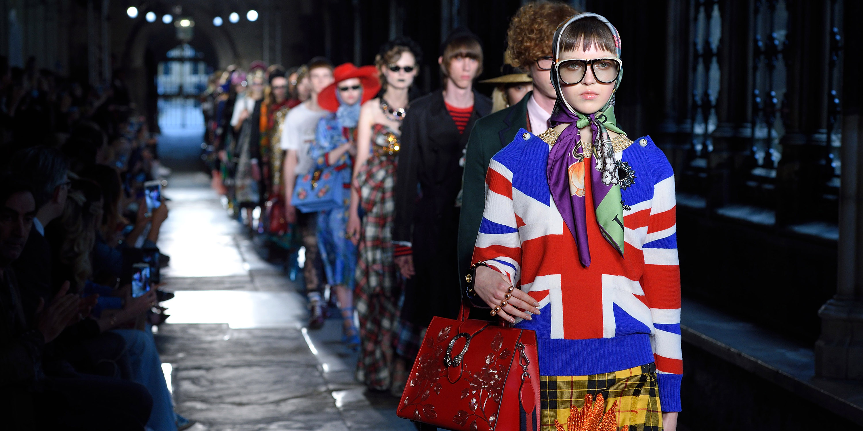 Gucci's Cruise 2019 Show Sets Sail for Arles, France