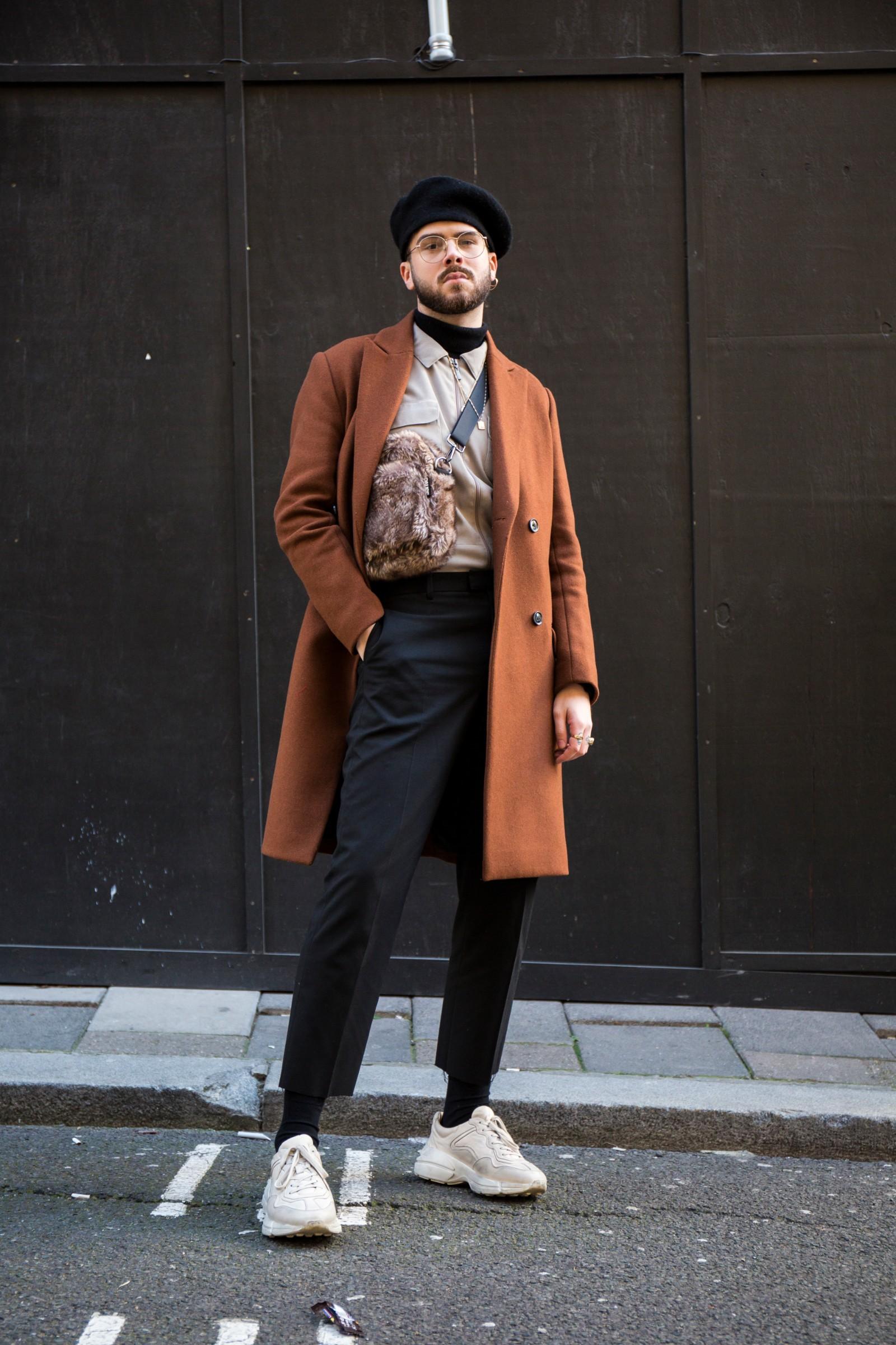 Street Style: London Fashion Week Feb 2018 Part 1