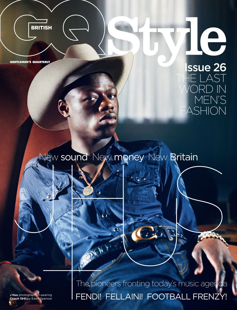 J Hus Talks Music, Growing Up and Prison with GQ