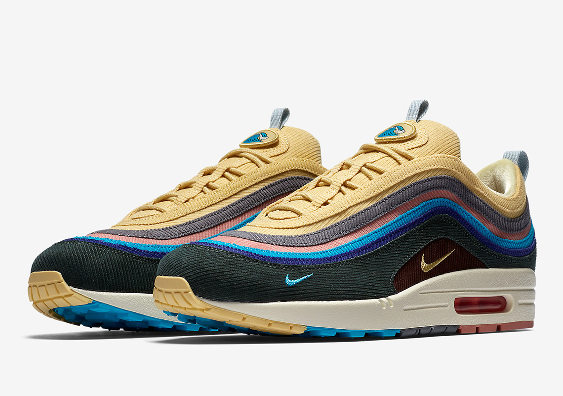 Enter the SNS Raffle for Sean Wotherspoon Nike Air Max 97/1