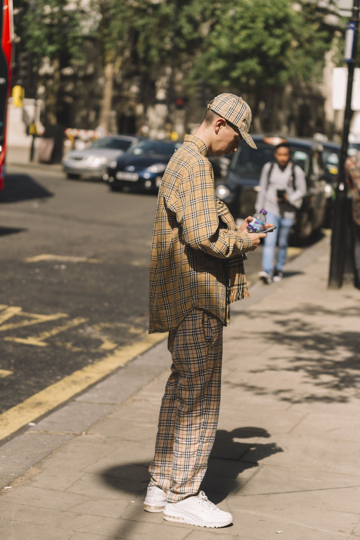 Street Style: London Fashion Week Men's Day 3