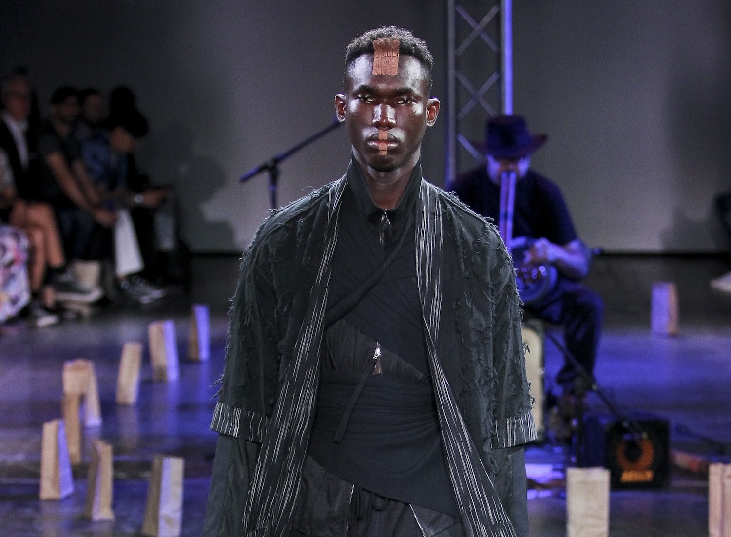 NYFWM: Abasi Rosborough Spring/Summer 2019 Collection