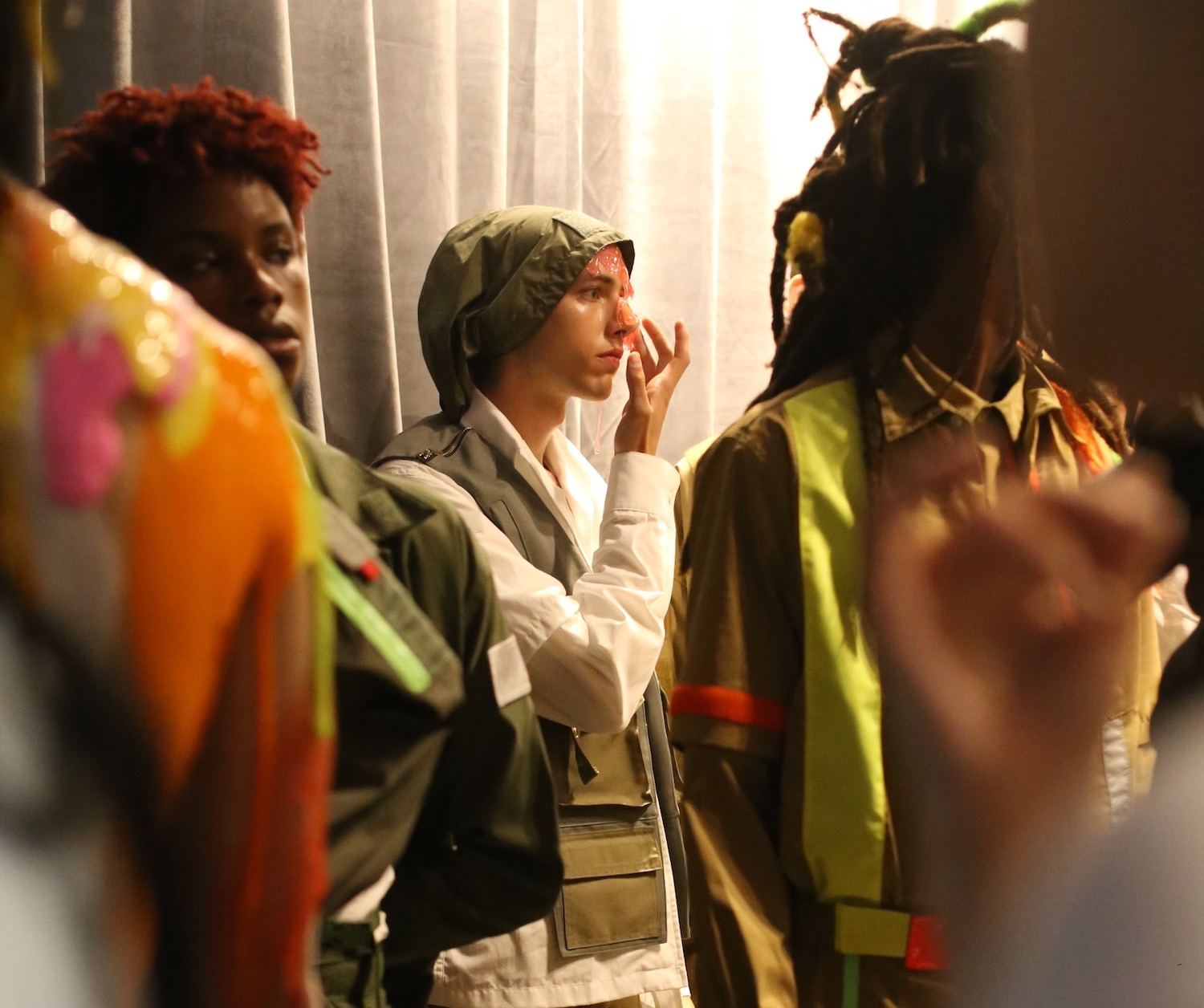 Backstage: Landlord's SS19 Show @ NYFW:M