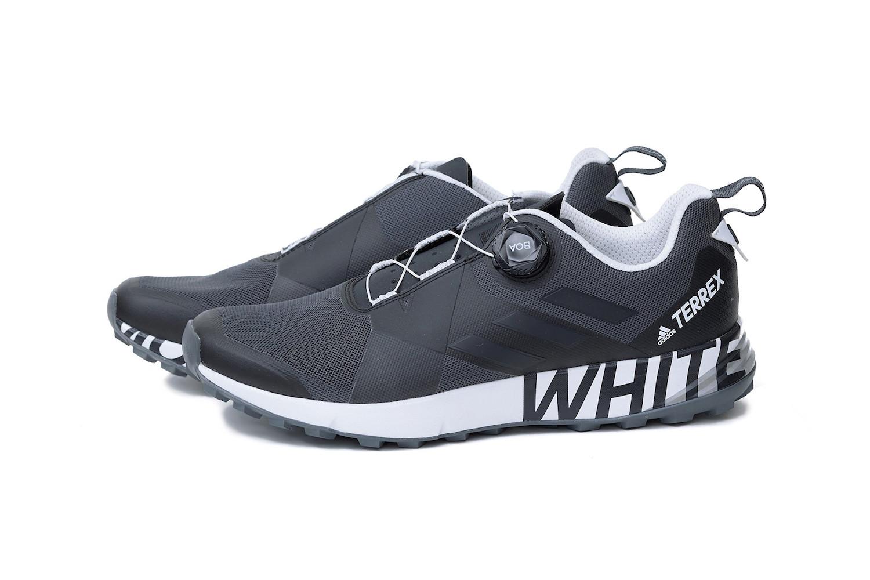 adidas x White Mountaineering Reveal New Terrex Trainers