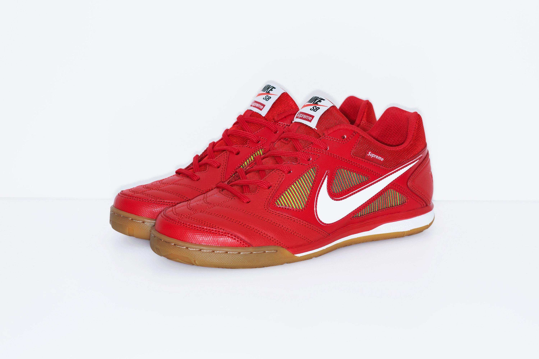 Supreme Unveil Nike Collab on New SB Gato Trainer
