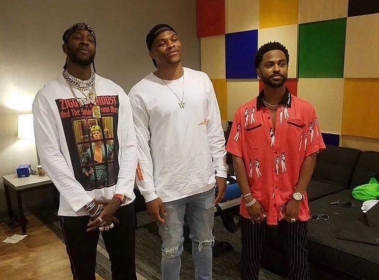 2 Chainz, Big Sean & Russell Westbrook