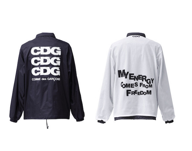 Comme des Garcons' CDG label Announces New Collabs & AW18 Collection