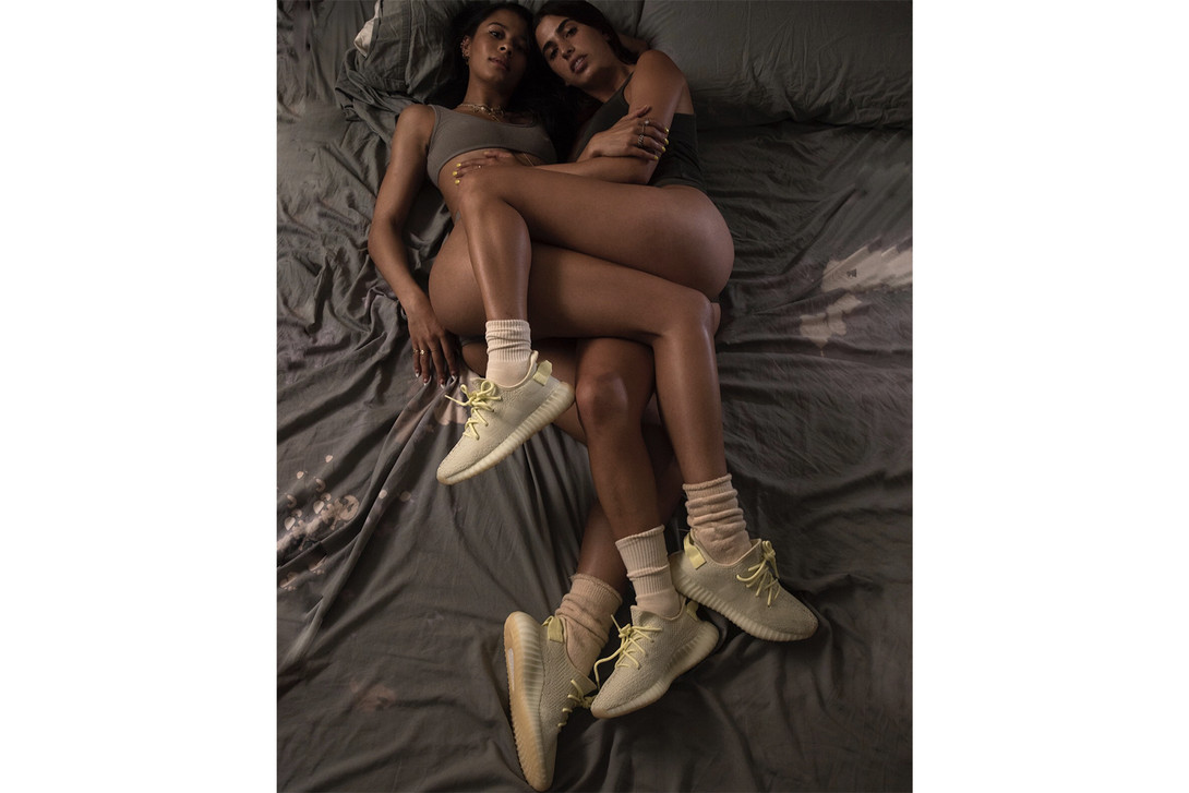 YEEZY Campaign Imagery
