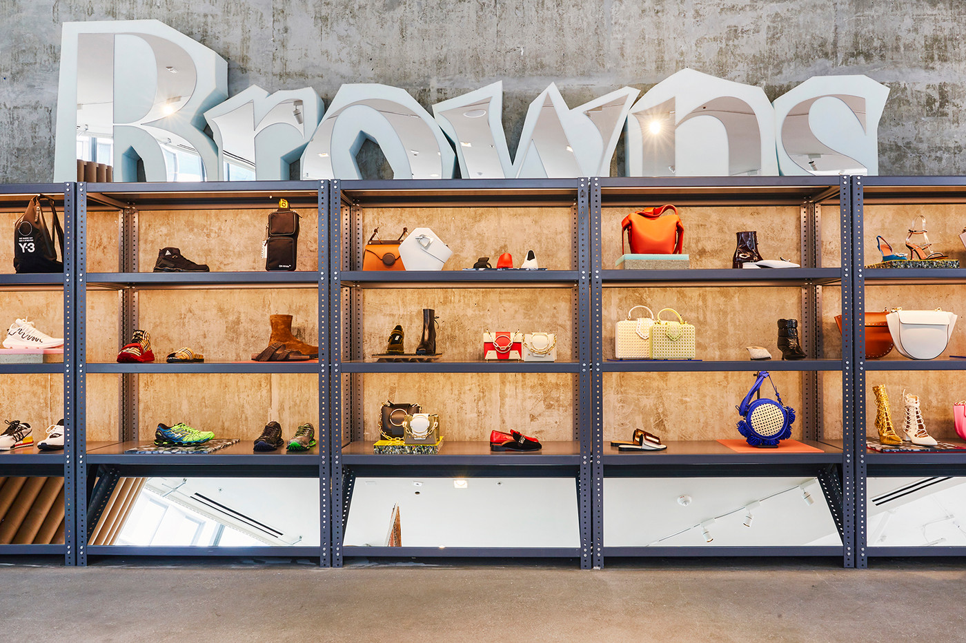 Browns Launch First International Store in Los Angeles