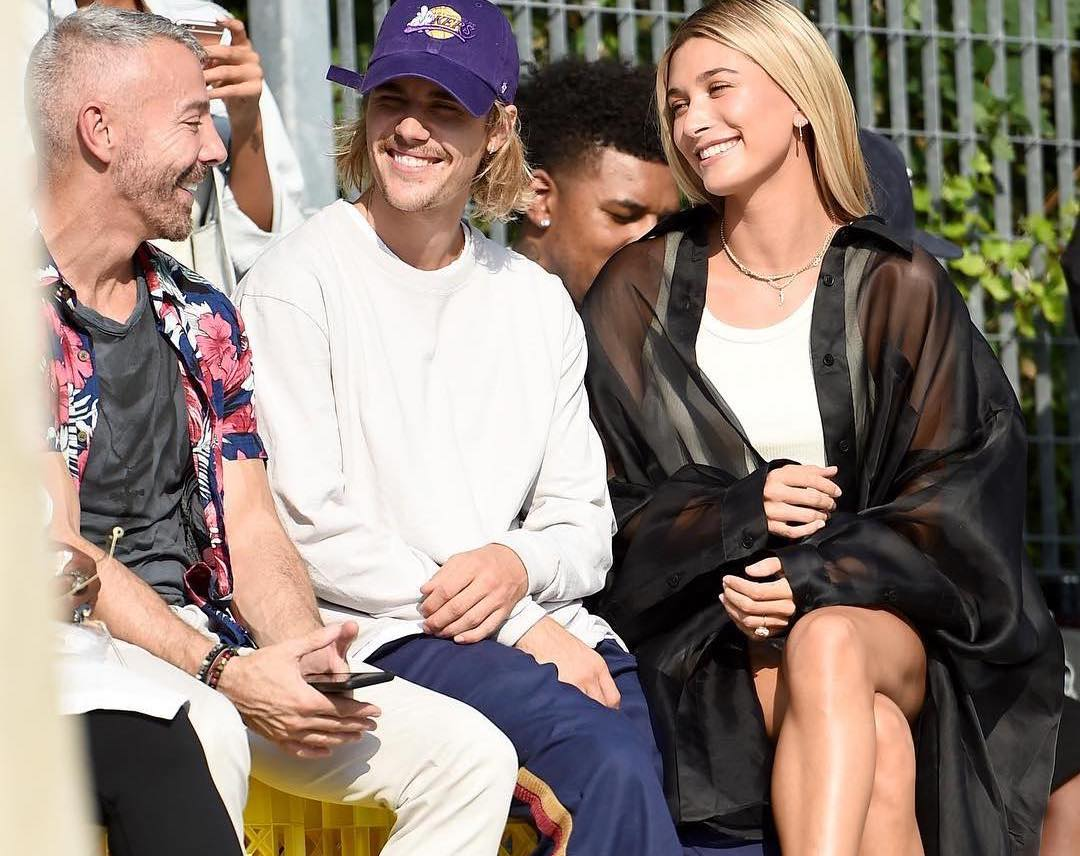 SPOTTED: Justin Bieber Looking Comfortable at the John Elliott Fashion Show