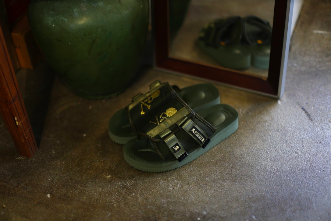 Suicoke Collaborate with Mastermind Japan Once Again for an Exclusive Take on the KAW Sandals