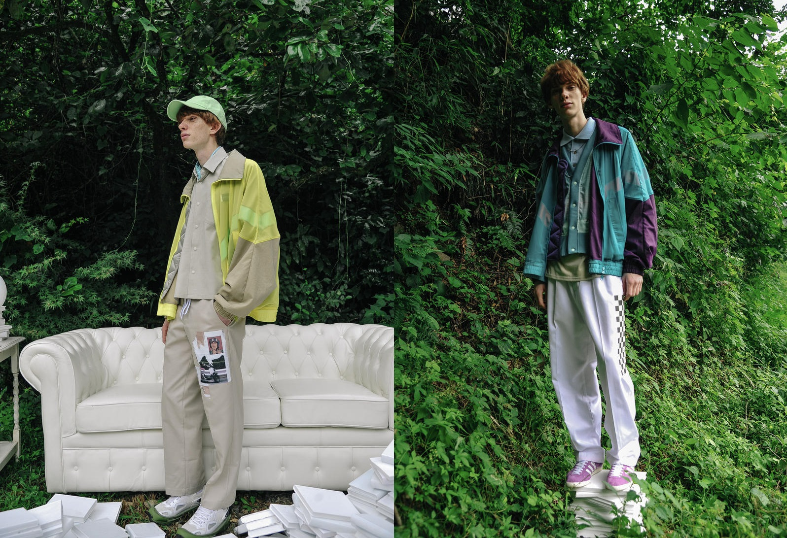 elephant TRIBAL fabrics Goes Diverse and Vivid for SS19