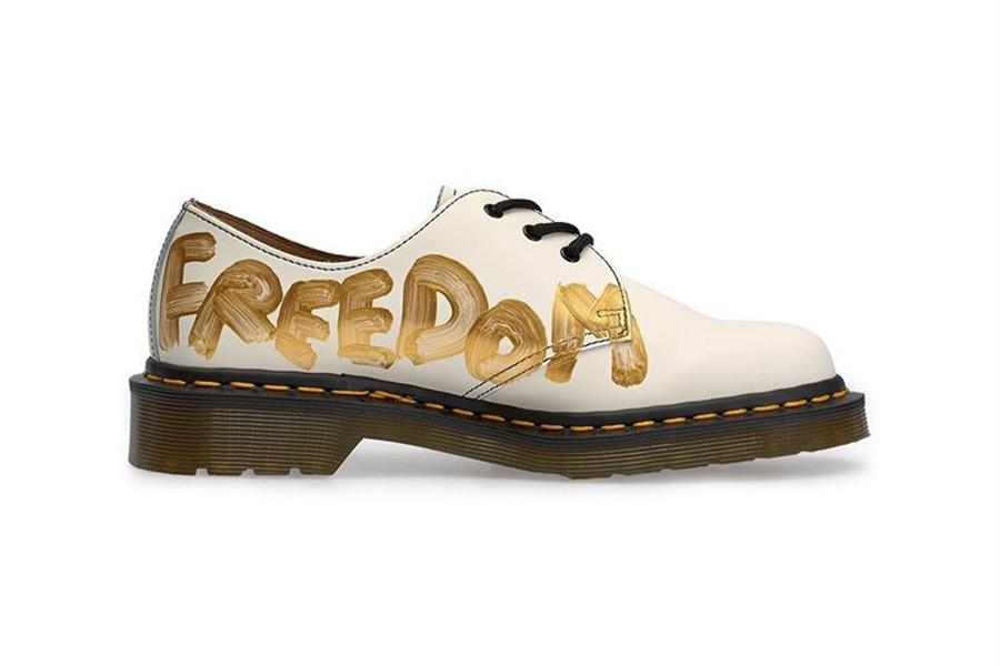 COMME des GARÇONS Reveals Shoes in Collaboration with Dr.Martens