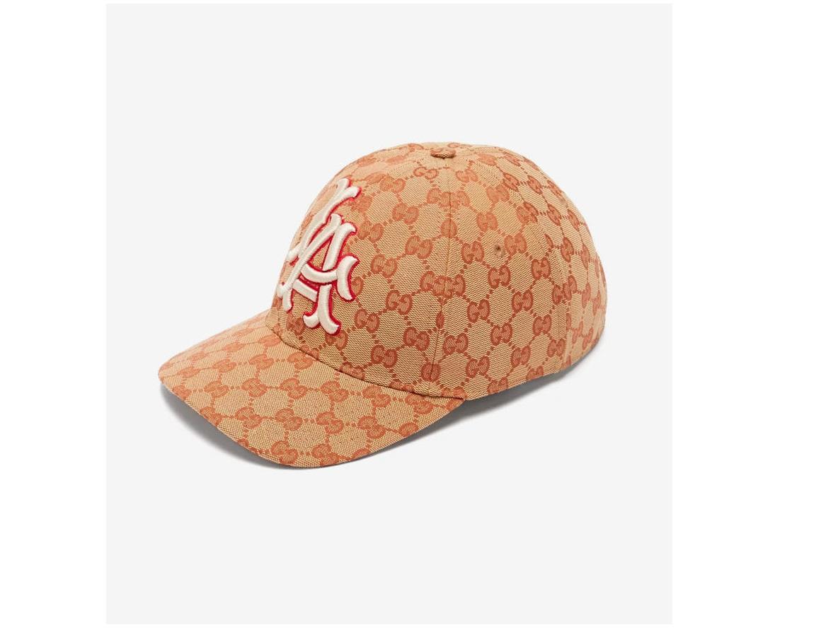 PAUSE or Skip: Gucci x LA Dodgers Edition GG Supreme Patch Cap