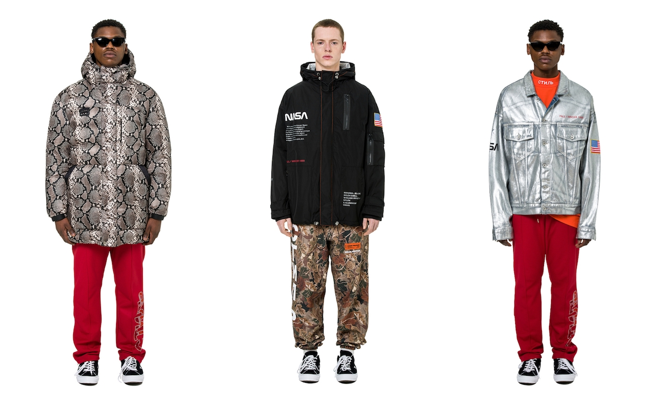 PAUSE Picks: 10 Pieces from the Latest Heron Preston Drop