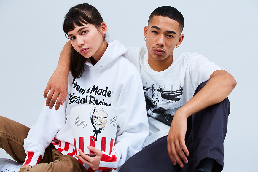 Human Made Debuts KFC Collaboration Collection