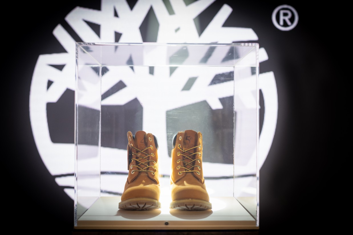 Take a Peek Inside Timberland's London Archive Exhibition