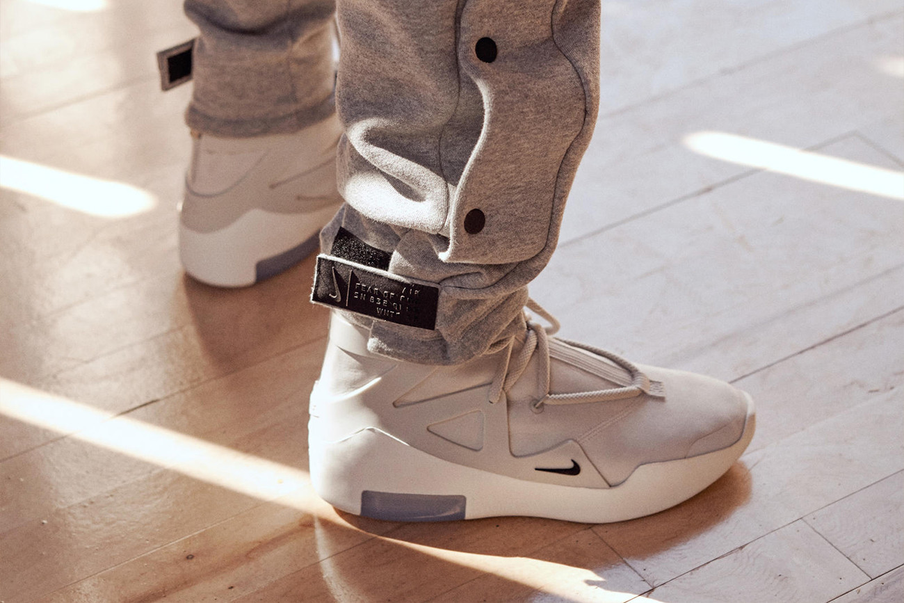Jerry Lorenzo Reveals the Upcoming Fear of God x Nike Collection in Full