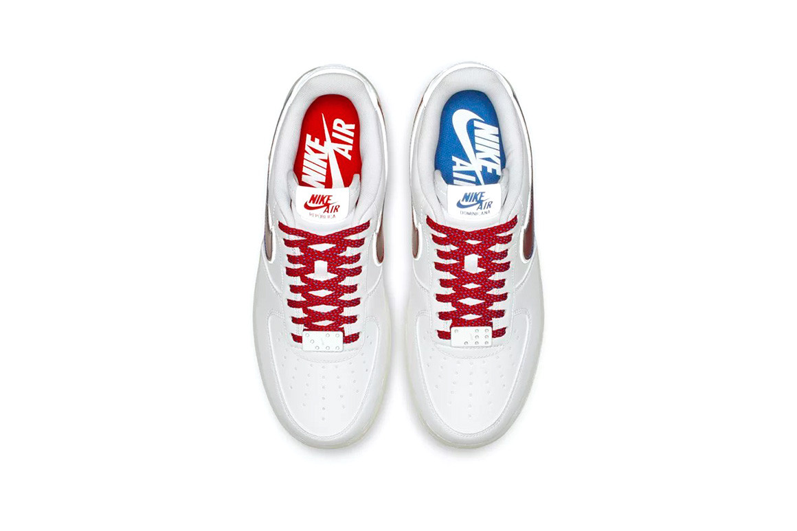 "Nike's Air Force 1 ""De lo Mío</p>                     </div>   <!--bof Product URL --> <!--eof Product URL --> <!--bof Quantity Discounts table --> <!--eof Quantity Discounts table --> </div>                        </dd> <dt class="