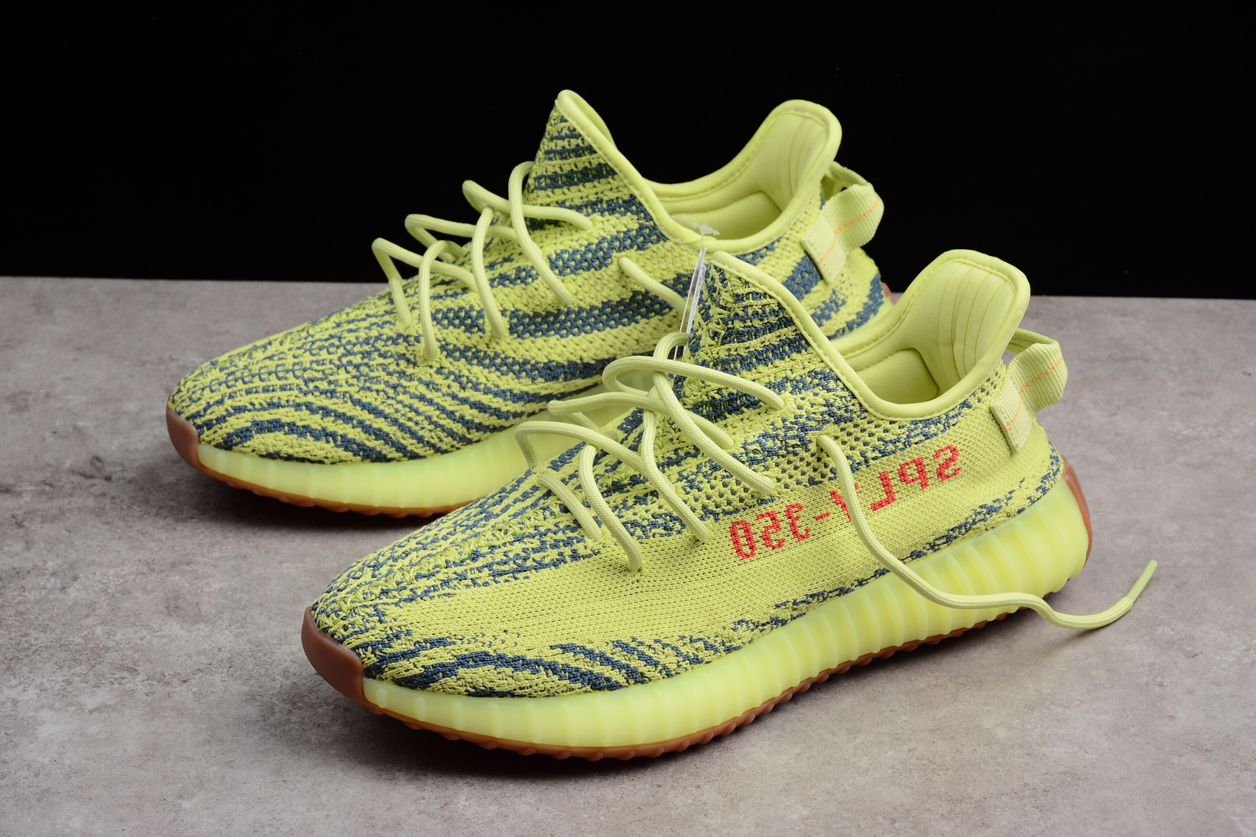 """adidas are Set to Re-Release the YEEZY BOOST 350 V2 """"Semi Frozen Yellow"""""""
