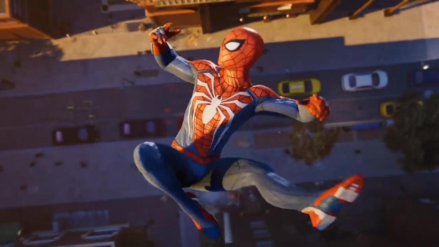 Playstation 4's Spiderman Breaks All Records in the USA