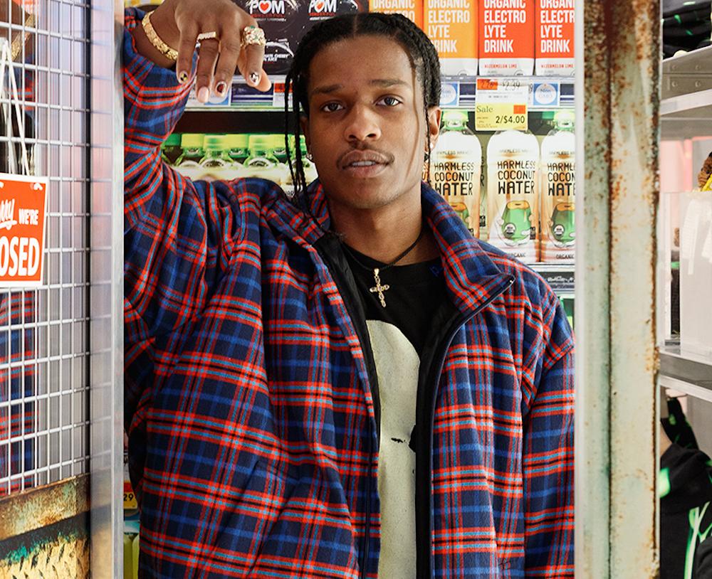 Inside A$AP Rocky's New AWGE Store in Selfridges, London