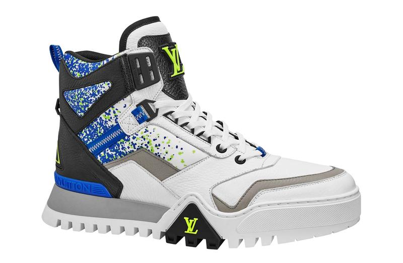 Take A Look At Louis Vuitton's Pre-Spring 2020 Footwear & Accessories