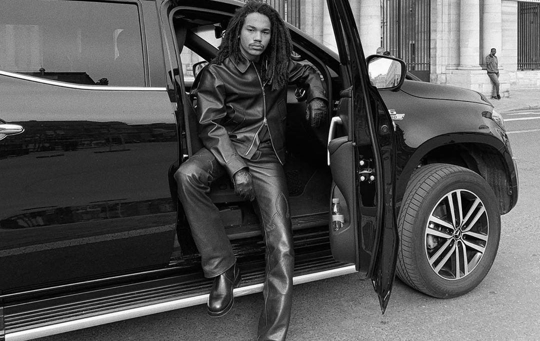 SPOTTED: Luka Sabbat Does All-Leather Everything While In Milan