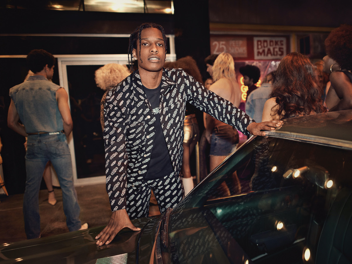 Calvin Klein Celebrate 50 Years with ASAP Rocky, Justin Bieber & more