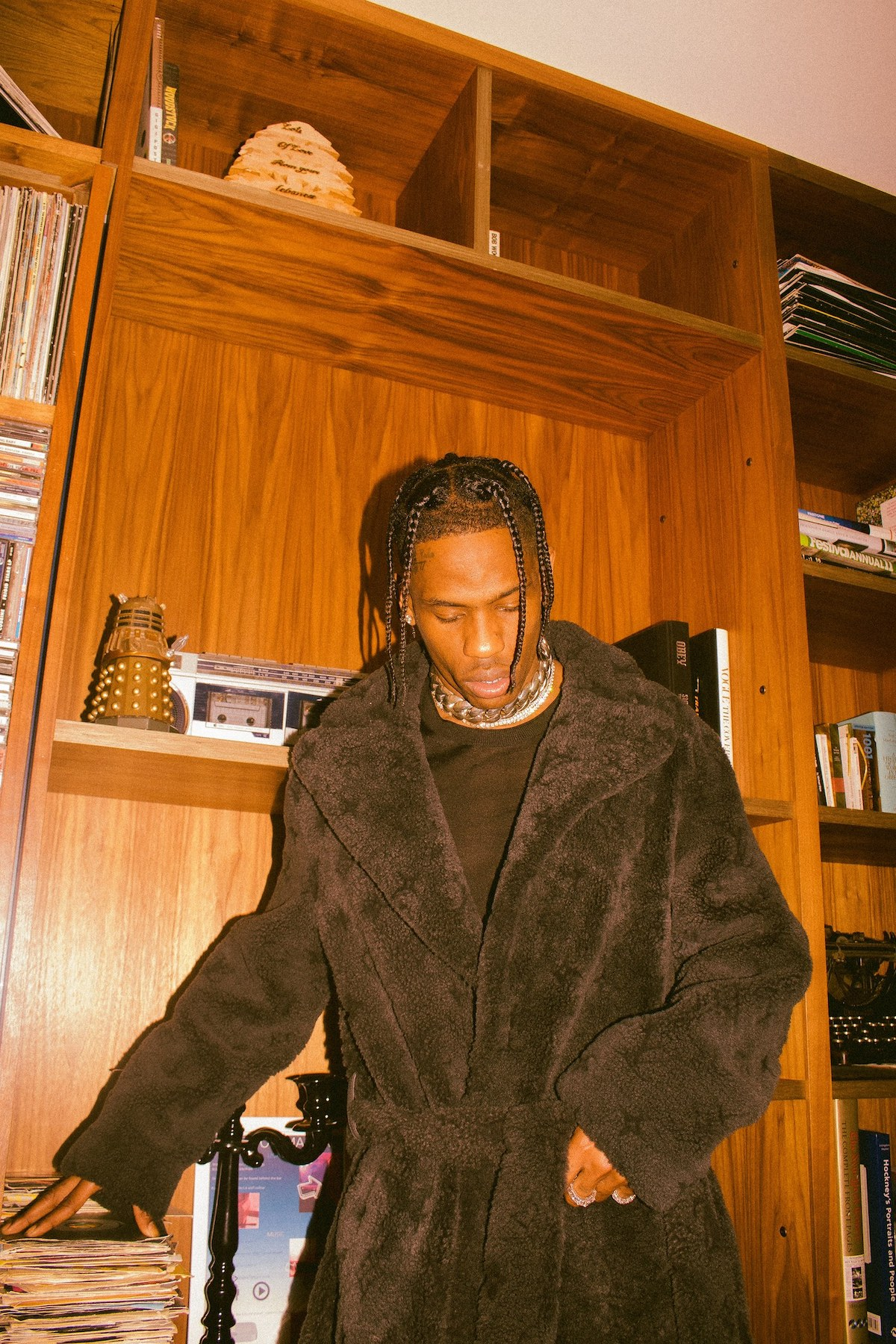 Travis Scott talks Astroworld, Stormi & Music in Latest Issue of German GQ