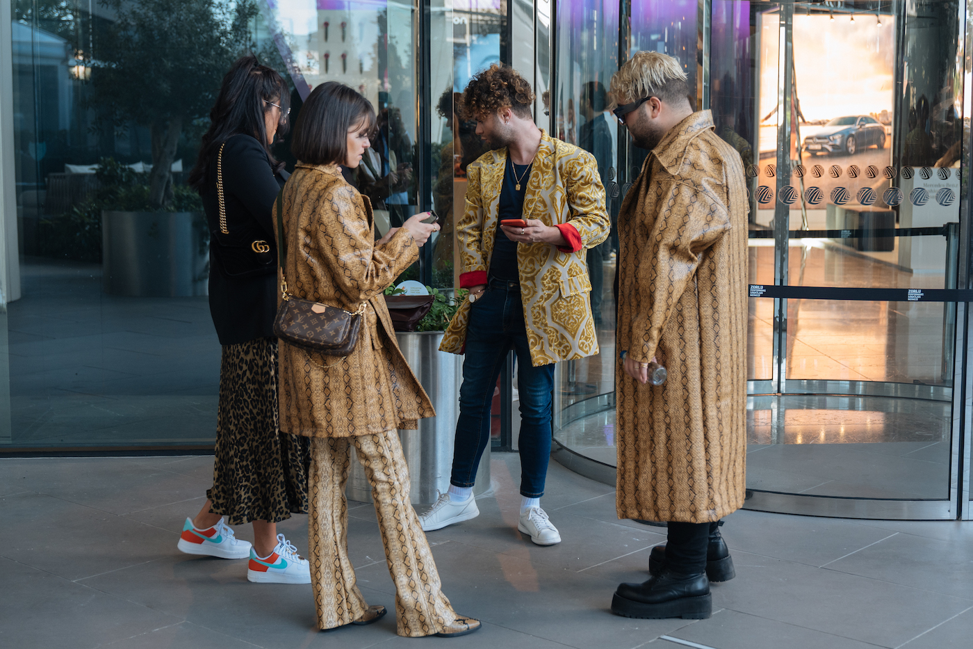 Street Style Shots: Instanbul Fashion Week