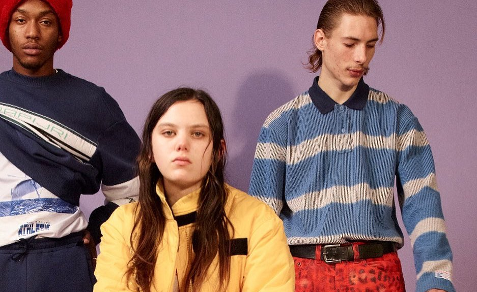 NAPA by Martine Rose Drops AW19 Video Lookbook