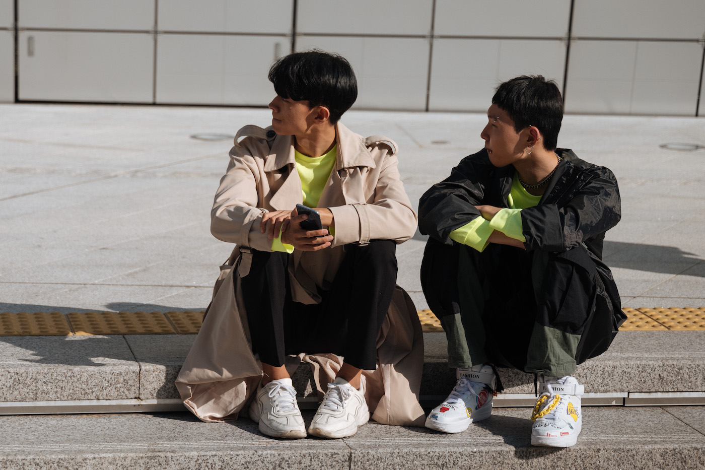 Street Style Shots: Seoul Fashion Week Day 1