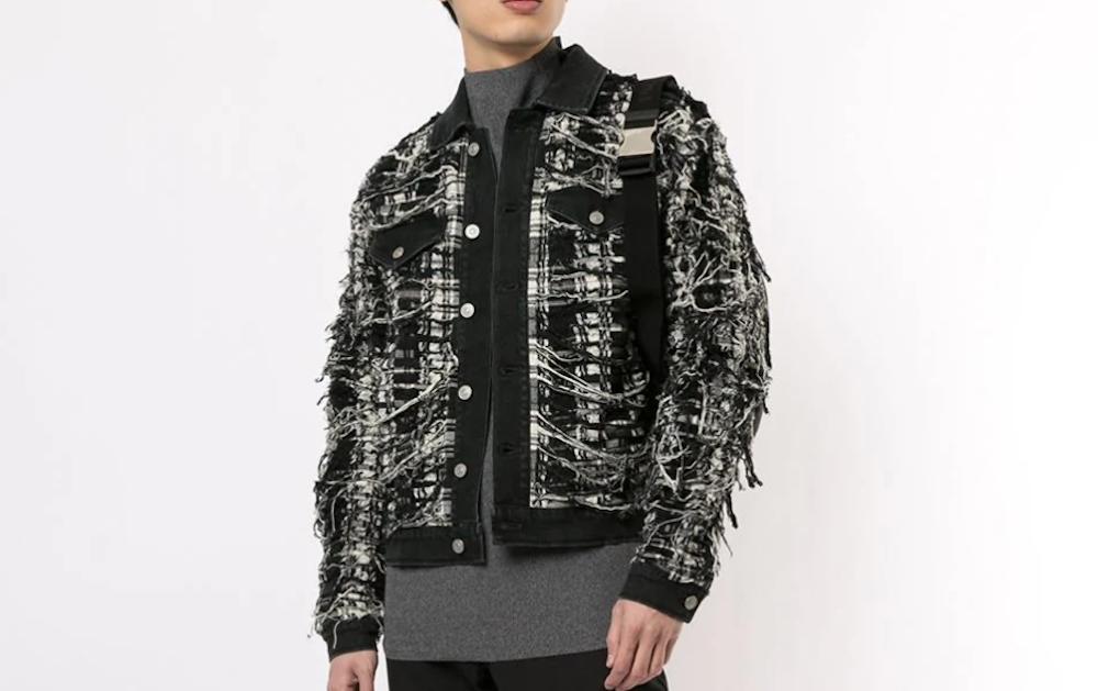 PAUSE or Skip: 1017 ALYX 9SM Shredded Denim Jacket