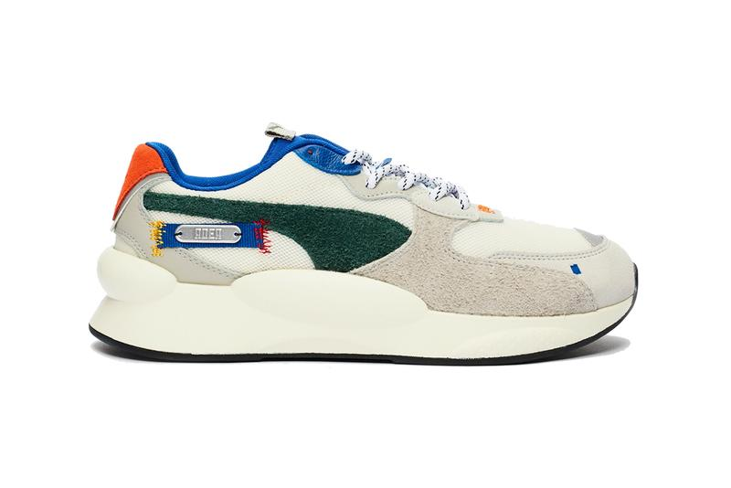 ADER error & PUMA Return With More Sneaker Collaborations