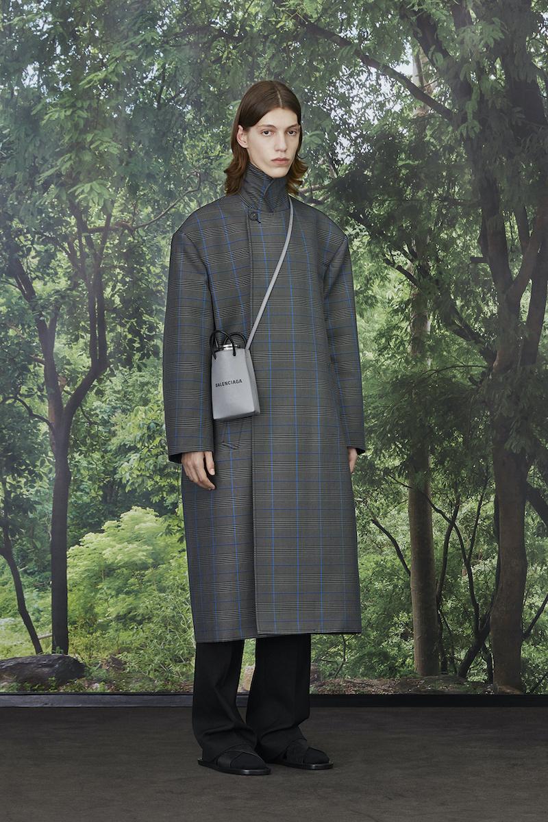 Balenciaga's Spring/Summer 2020 Lookbook Drops Online