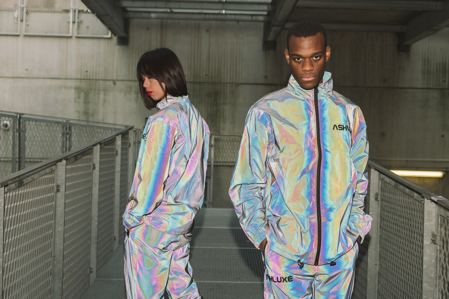Streetwear Brand ASHLUXE™ Presents Apollo 20 Pre-Collection Space Suit
