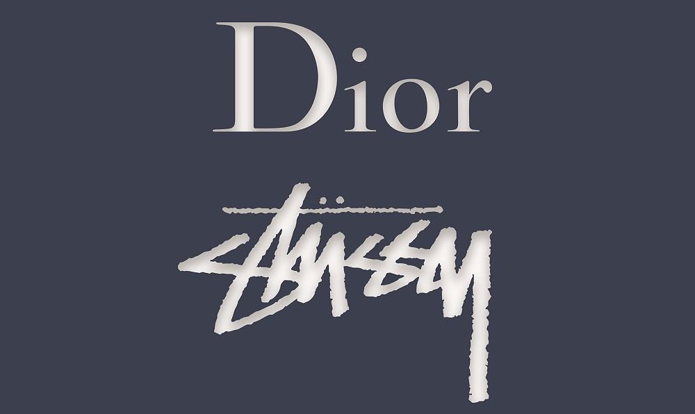 Dior Teases Another Collaboration With Stüssy