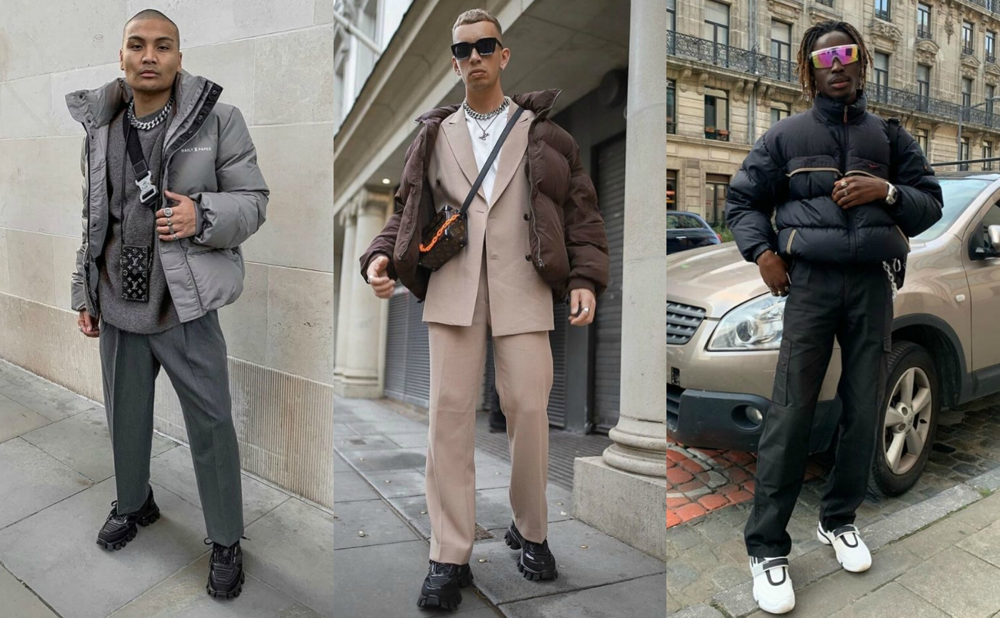 PAUSE Highlights: Puffer Jackets For The Winter