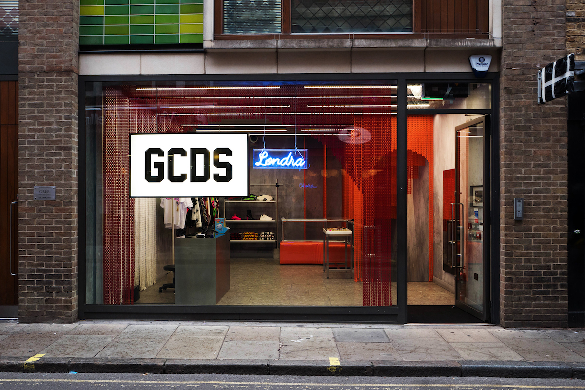 GCDS Open New Stores in London, Italy & China