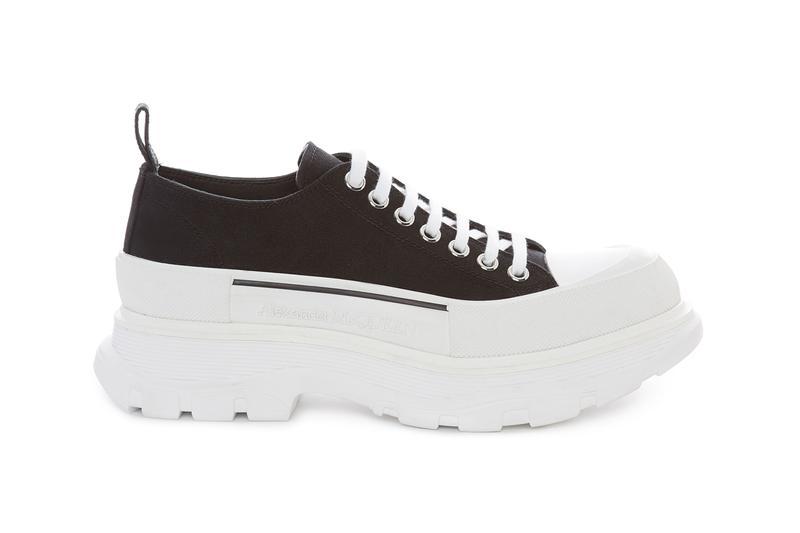 "PAUSE or Skip: Alexander McQueen ""Tread Slick"" Sneaker Boots"