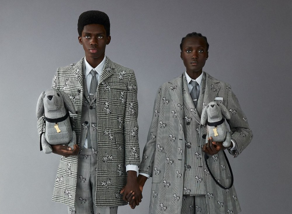 Thom Browne Drops Pre-Fall 2020 Collection Lookbook