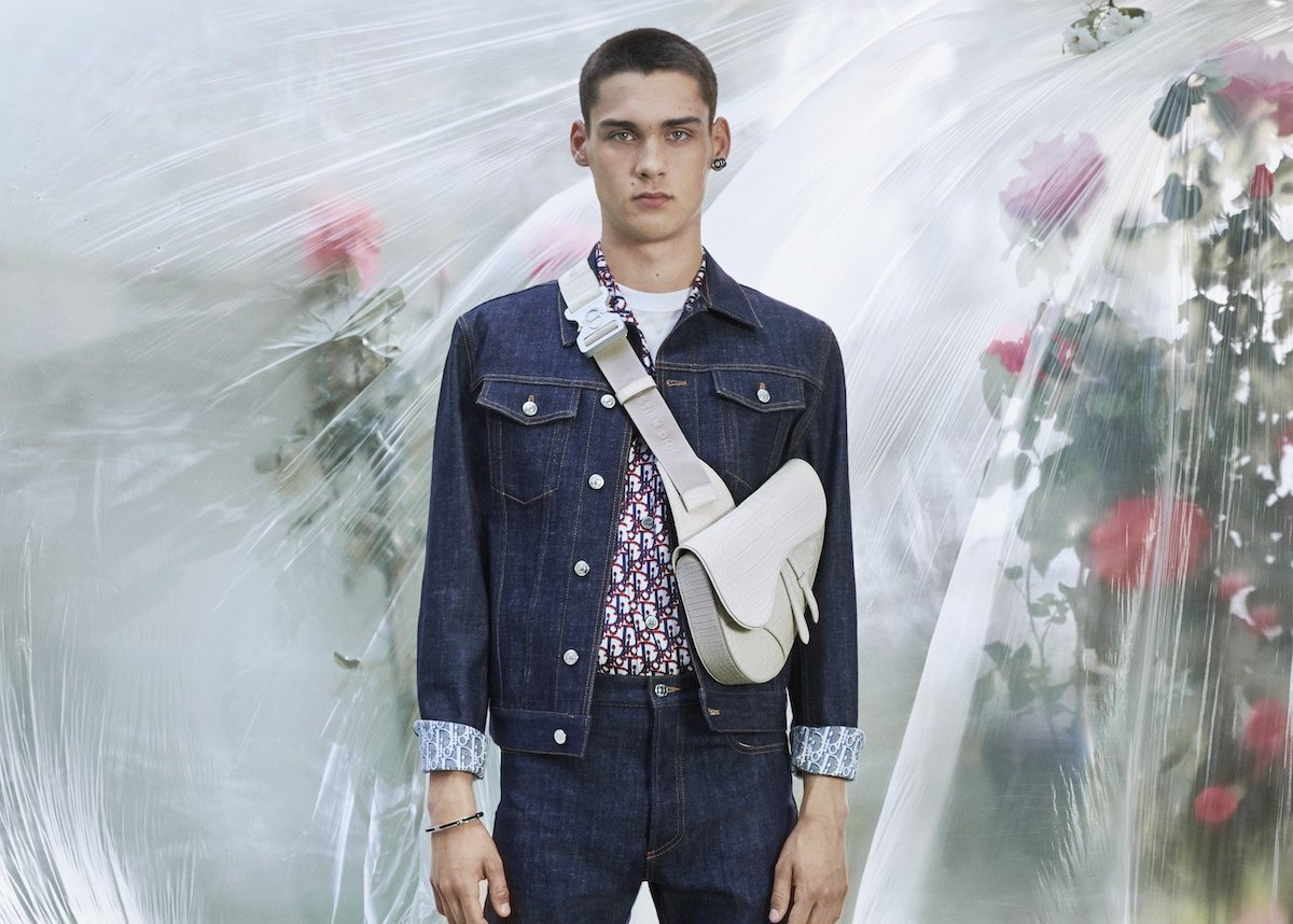The Dior Men Spring 2020 Collection Drops Online
