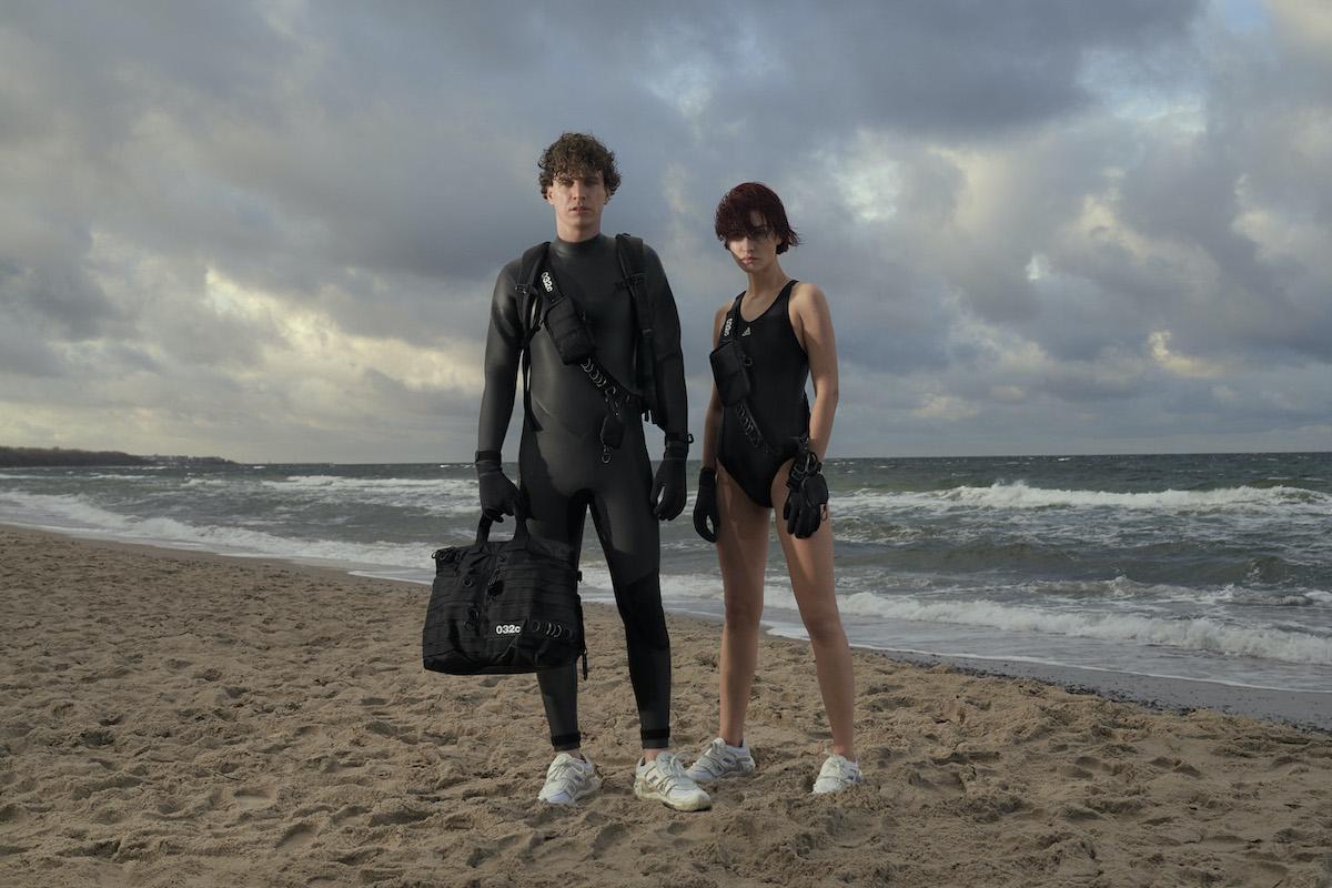 adidas x 032c Unveil Futuristic Collaborative Collection Campaign