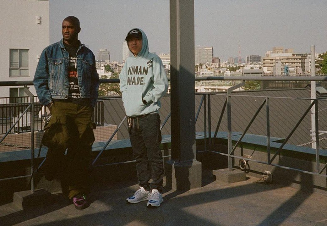 Virgil Abloh and Nigo are working on a Louis Vuitton Capsule Collab