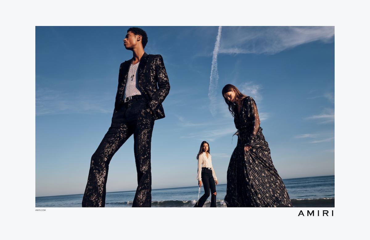 LA Label AMIRI Release Spring/Summer 2020 Campaign