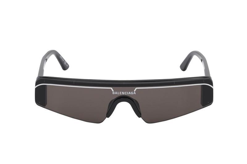 PAUSE or Skip: Balenciaga Ski-Inspired Sunglasses