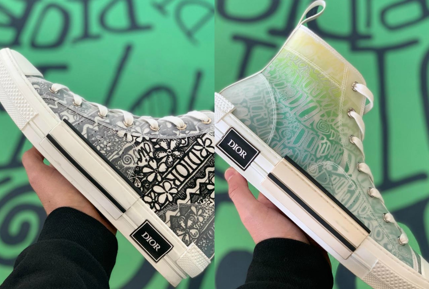 PAUSE or Skip: Dior x Shawn Stussy B23 Sneakers