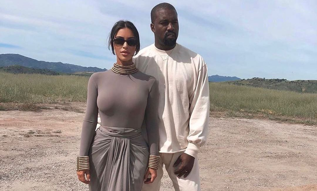 SPOTTED: Kanye West & Kim Kardashian Both Flaunt Rick Owens